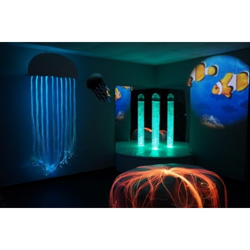 Calming or Interactive Multisensory Room Equipment?