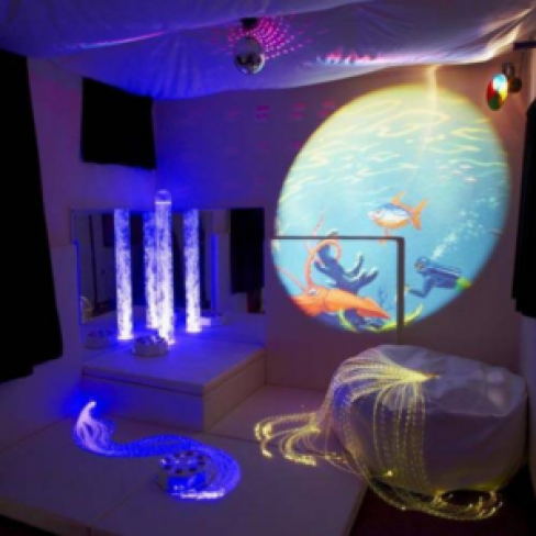 Autism and Multisensory Rooms