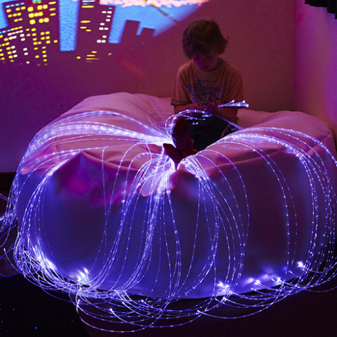 Where's Your Multisensory Room?