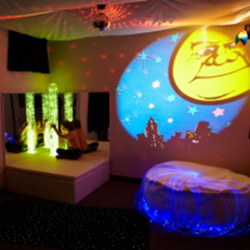 What is in a Calming Sensory Room Package?