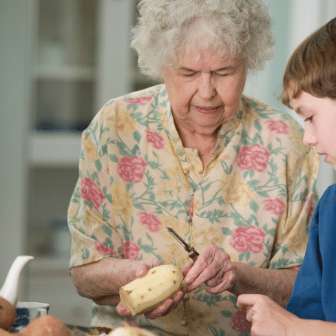 Indoor Activities to do with Dementia Patients