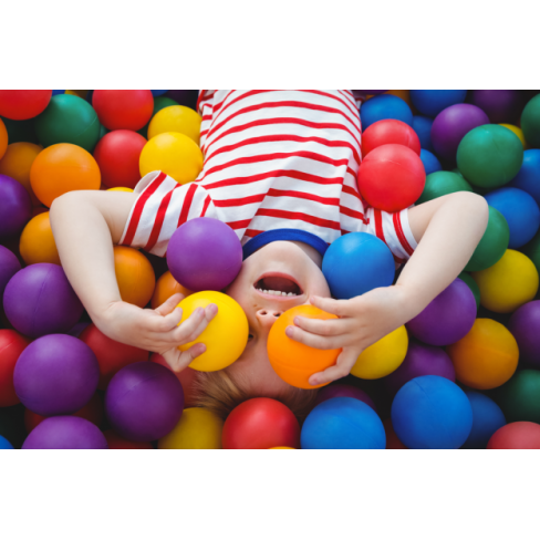 5 Pieces of Sensory Soft Play Equipment for Development