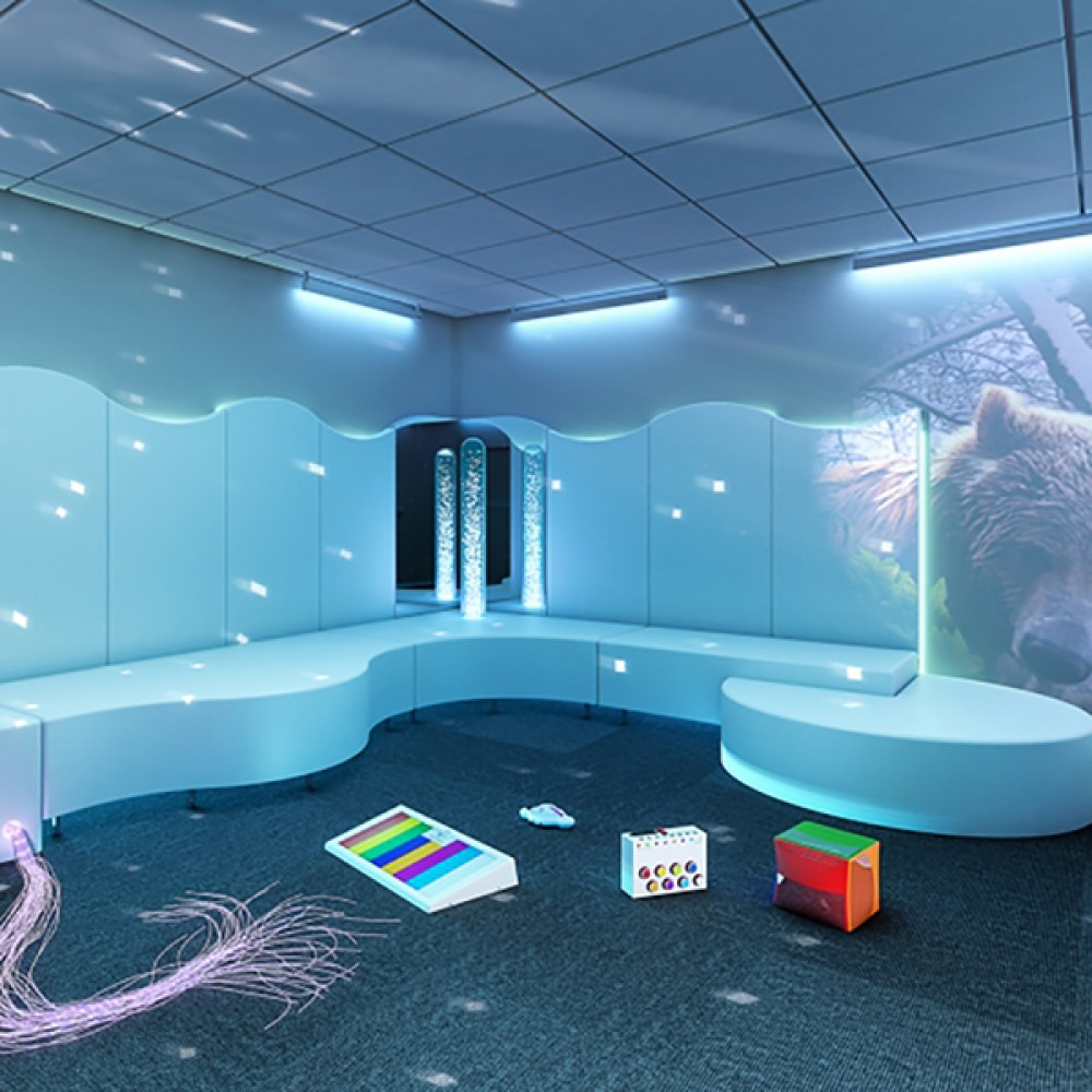 Look after your winter sensory diet with a sensory room