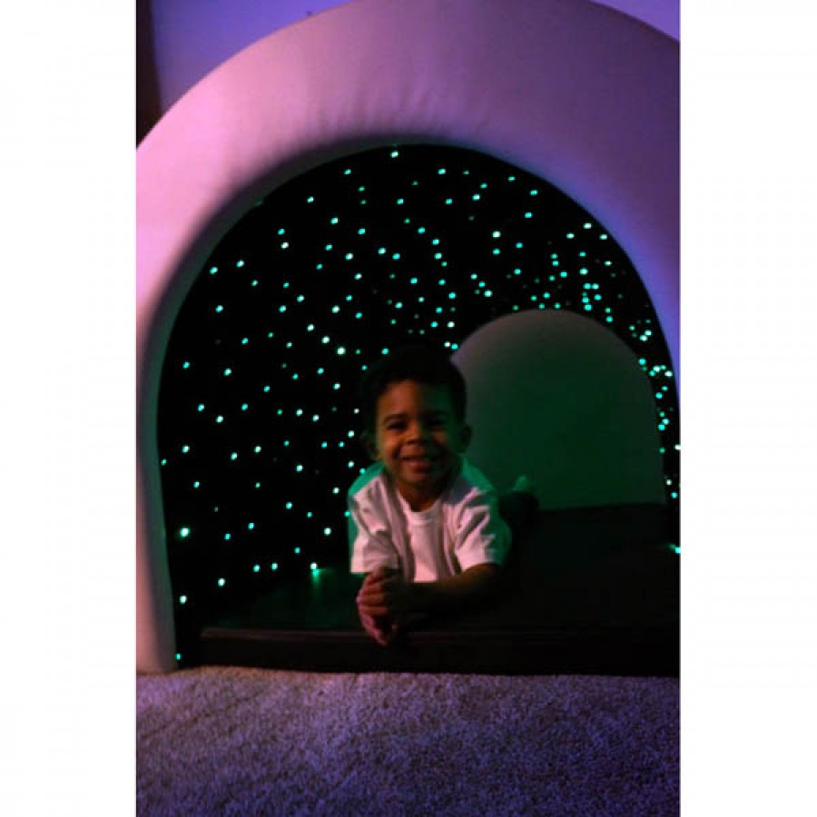 Fiber Optic Tranquility Tunnel - Calming