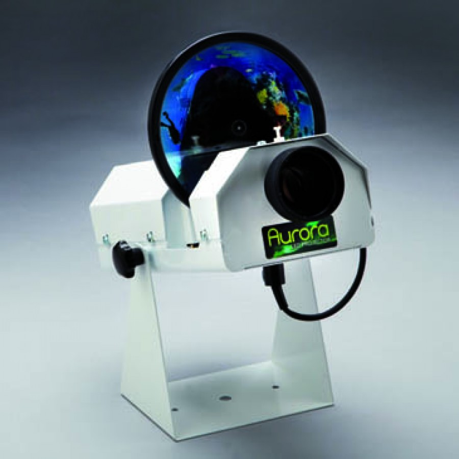 Aurora LED Projector and Wheel Rotator