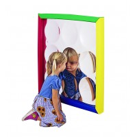 Soft Frame Concave Bubble Mirror