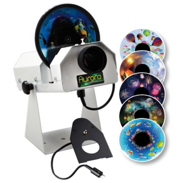 Aurora LED Projector Bundle