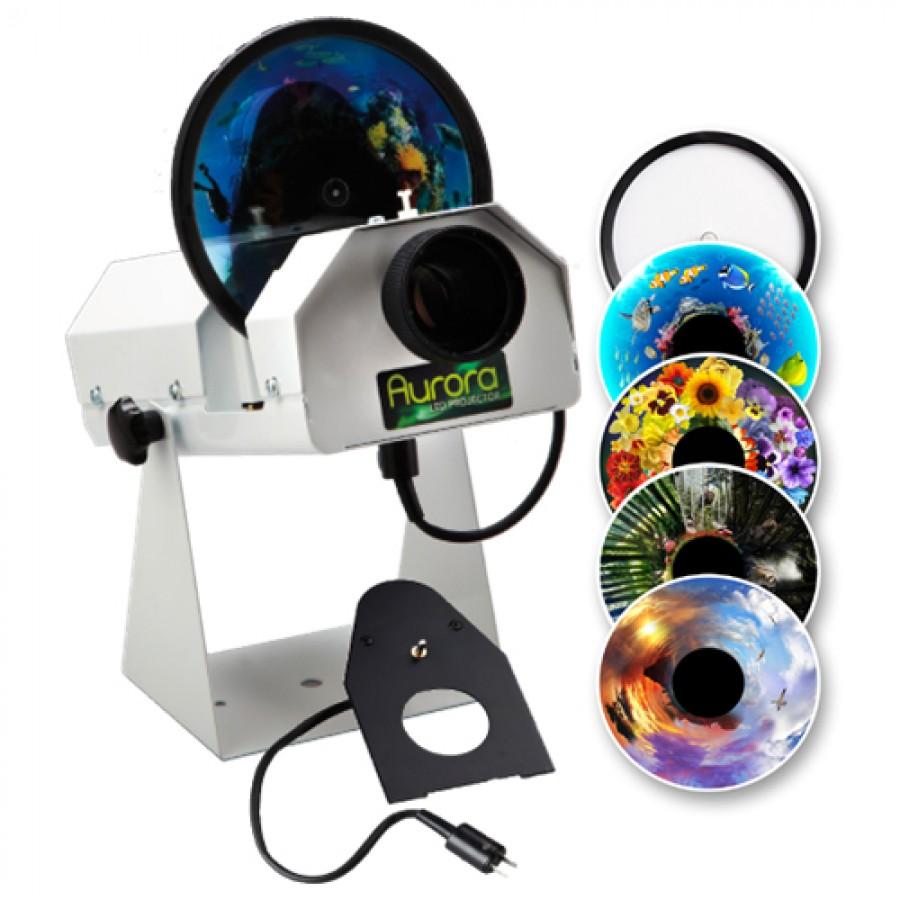 Aurora LED Projector Bundle - Dementia Room