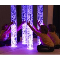 Touch Sensitive LED Bubble Tube