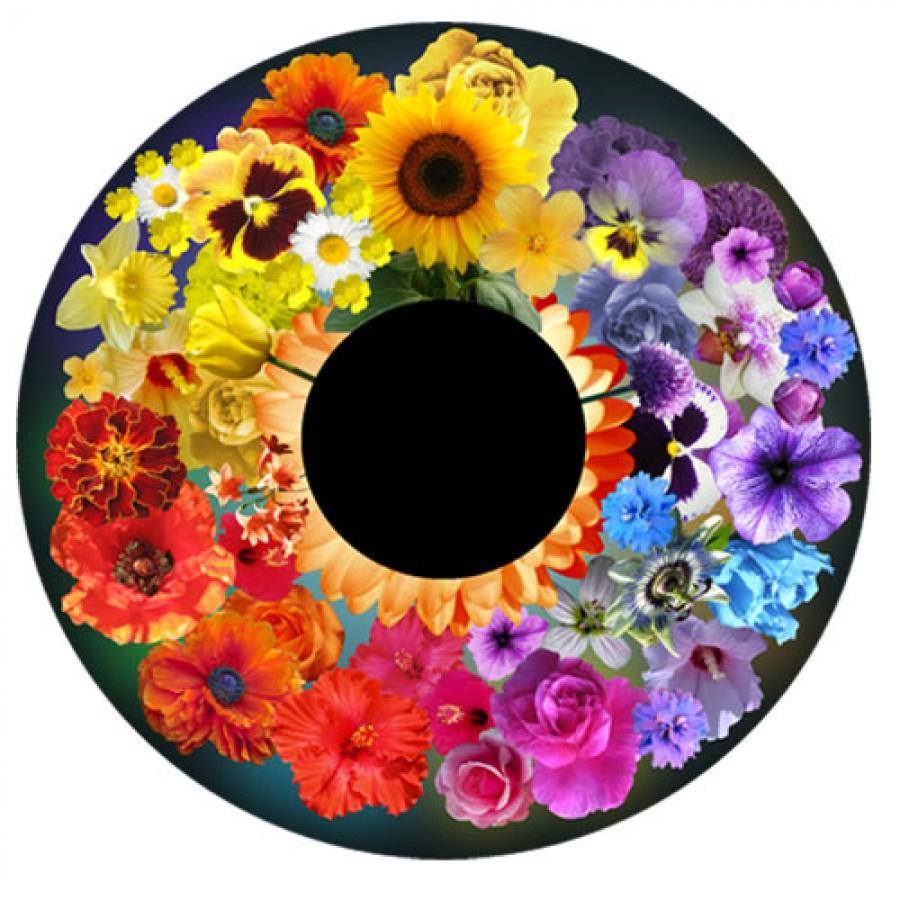 Flower Power Effects Wheel