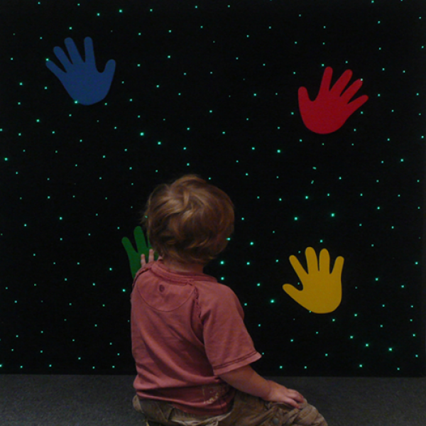 Interactive LED Hand Carpet