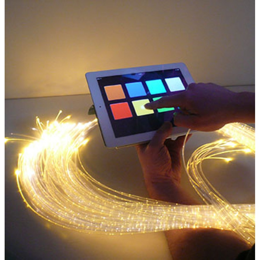 IRiS+ LED Fiber Optics