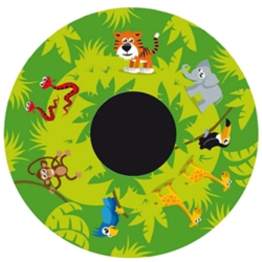 Jungle - Effects Wheel
