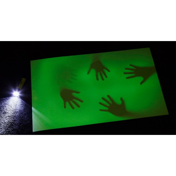 Lumiglo Panel & Flashlight