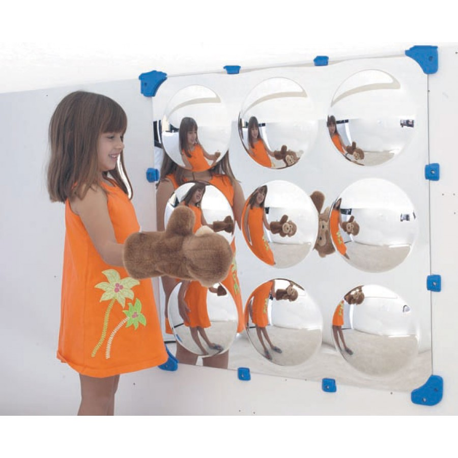 Maxi Bubble Mirror