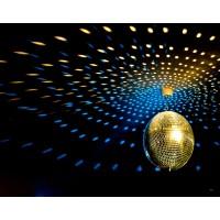Pinspot and Mirror Ball Bundle