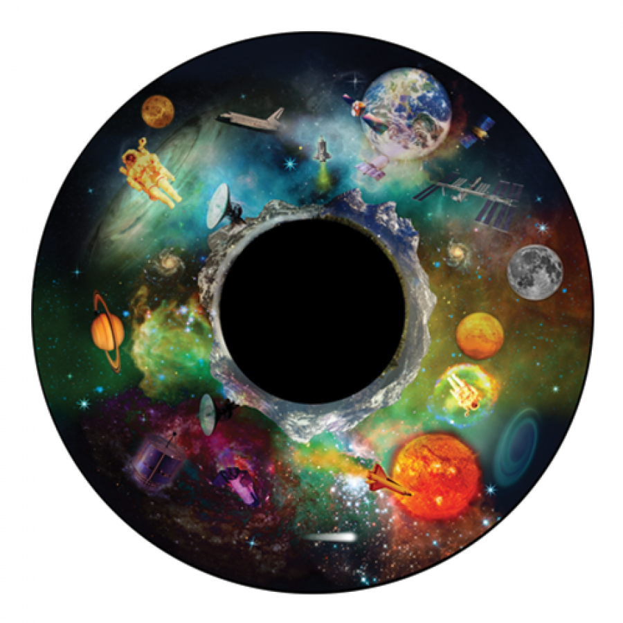 Outer Space Effects Wheel