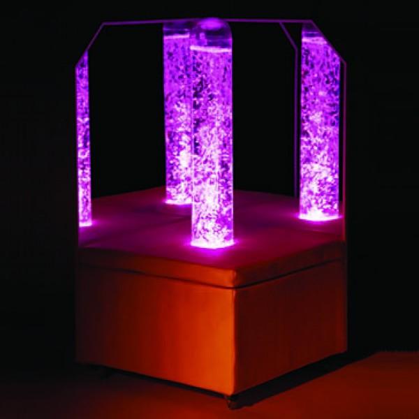 Portable LED Bubble Tube Corner