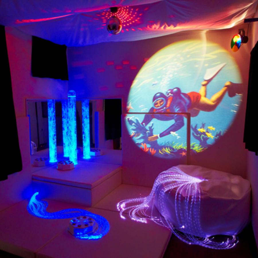 Premium Sensory Room
