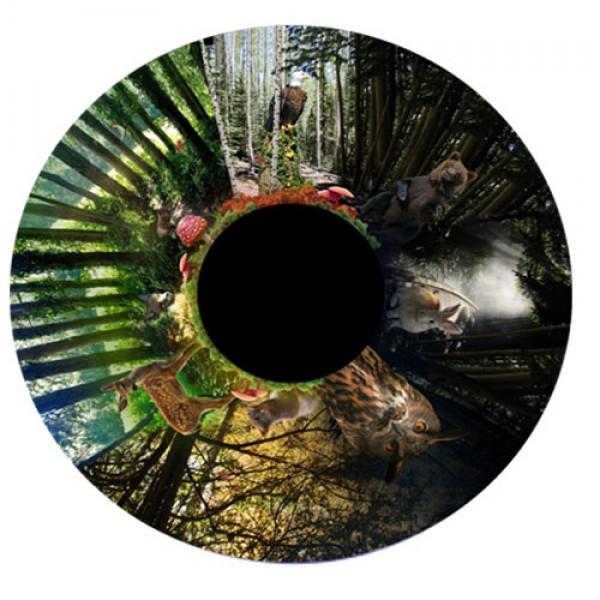 Walk in the Woods Effects Wheel
